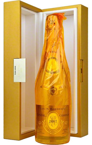champagne cristal roederer caviste plan de campagne inter caves. Black Bedroom Furniture Sets. Home Design Ideas