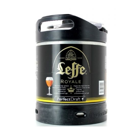 Fût de Bière Perfect Draft - Leffe Royale
